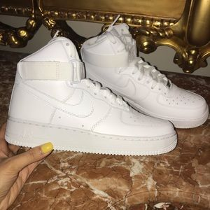 New Size 8.5 Nike Air Force Ones